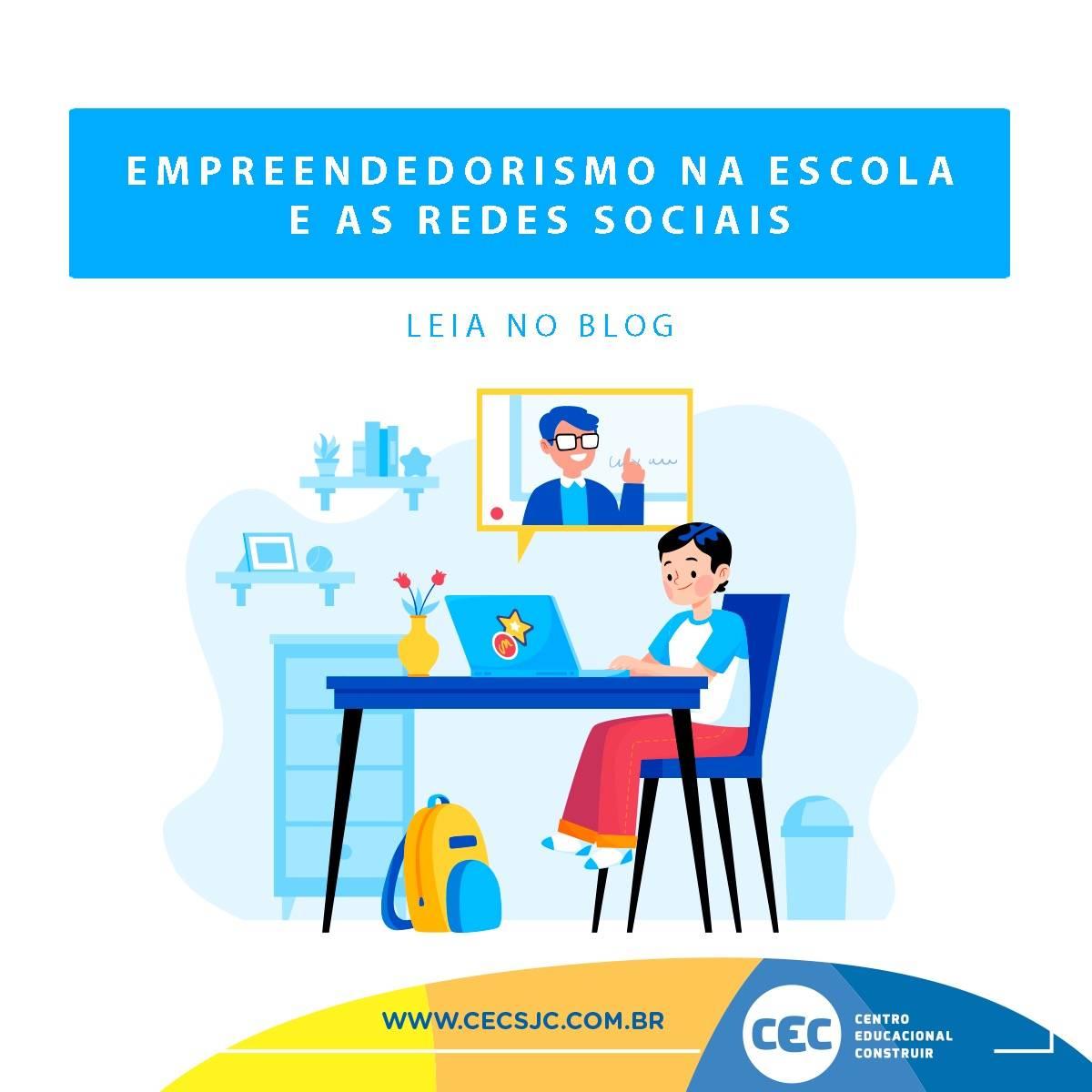 Empreendedorismo e tecnologia na escola